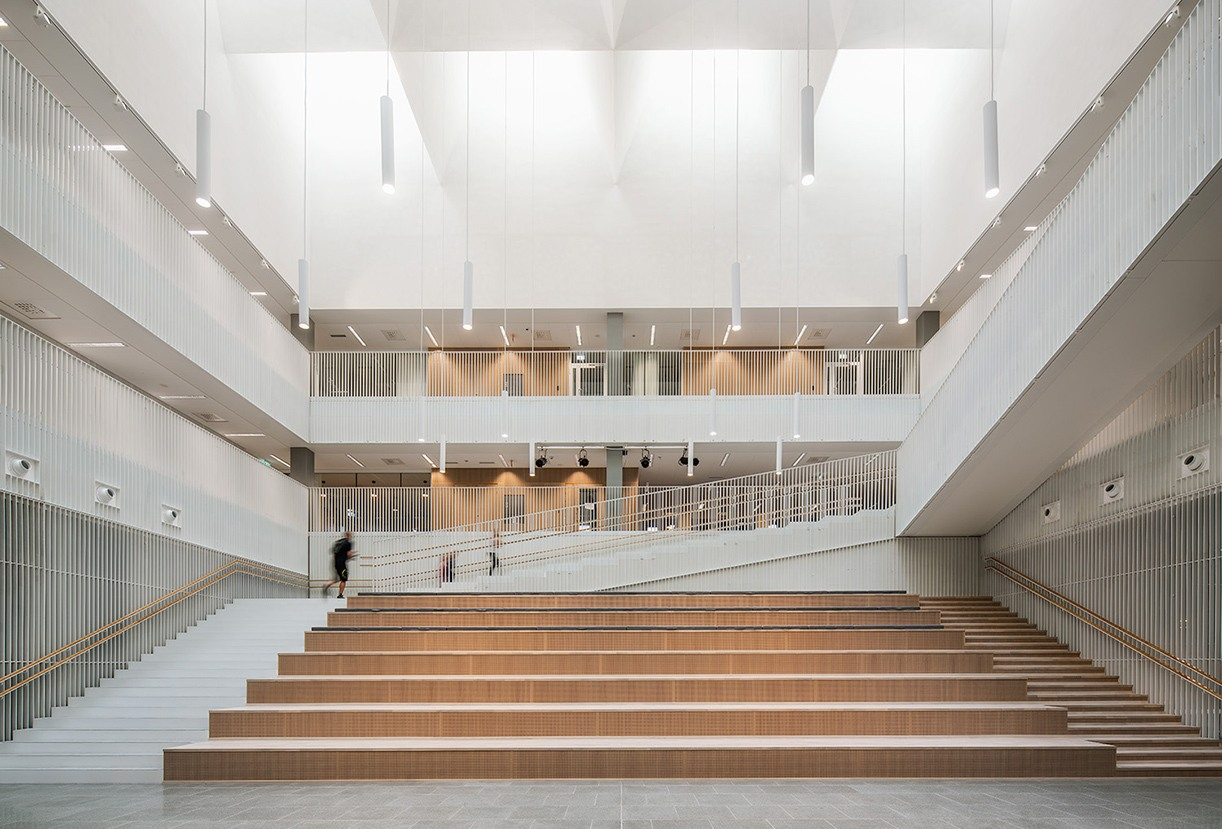 We supply our seamless acoustic plaster system to a variety of companies all over the World.